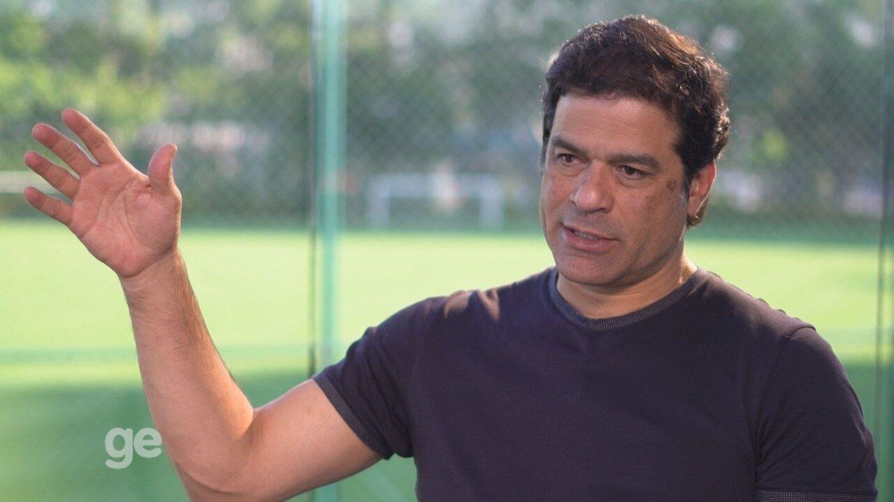 Botafogo-SP 100 anos - entrevista Raí: sentimento pelo clube centenário