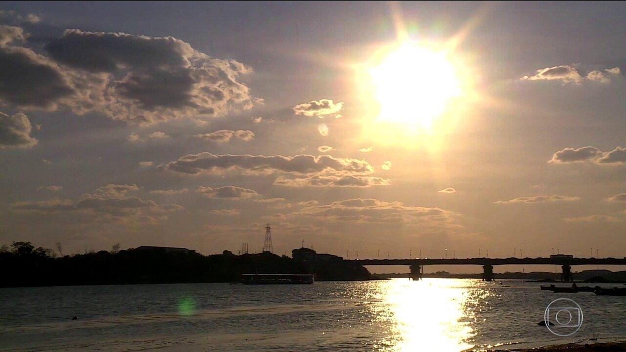Força-tarefa ajuda a recuperar Rio São Francisco
