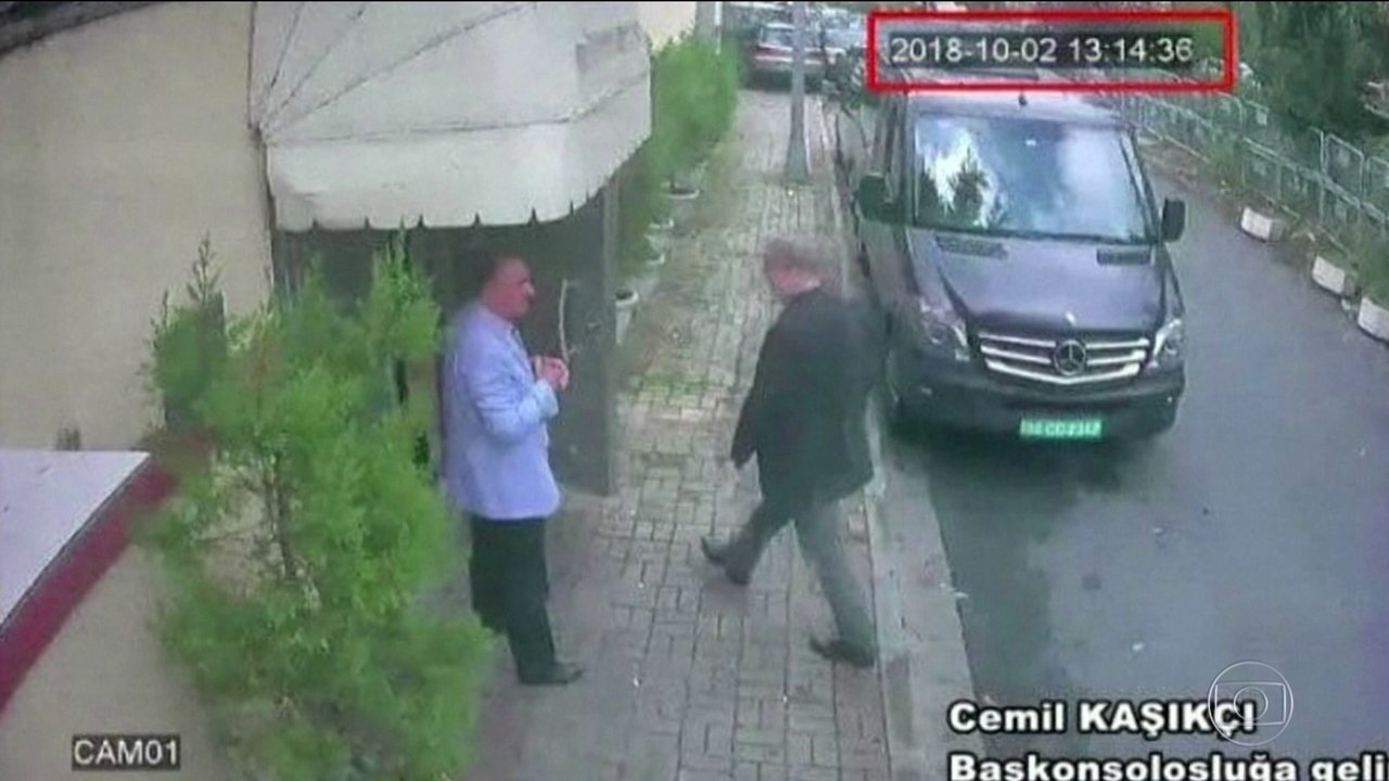 Governo da Arábia Saudita é suspeito por desaparecimento de jornalista na Turquia