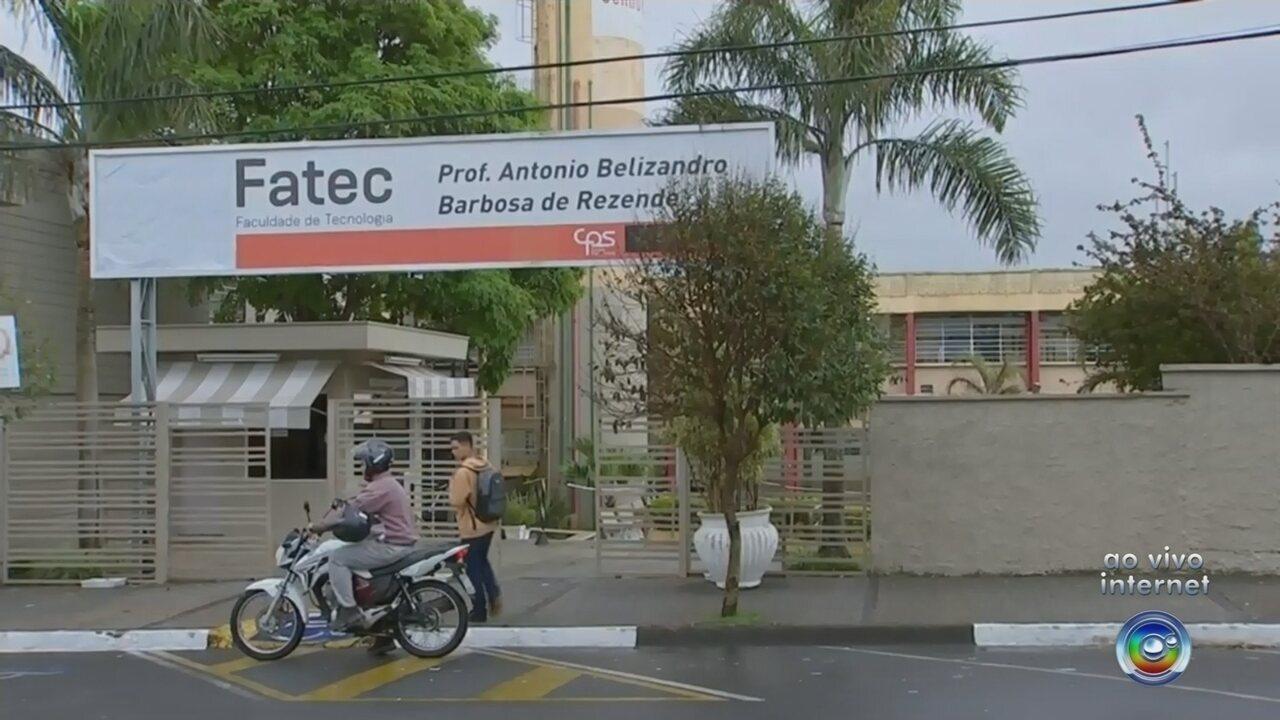 Prazo para solicitar isenção da taxa de inscrição das Fatecs termina amanhã