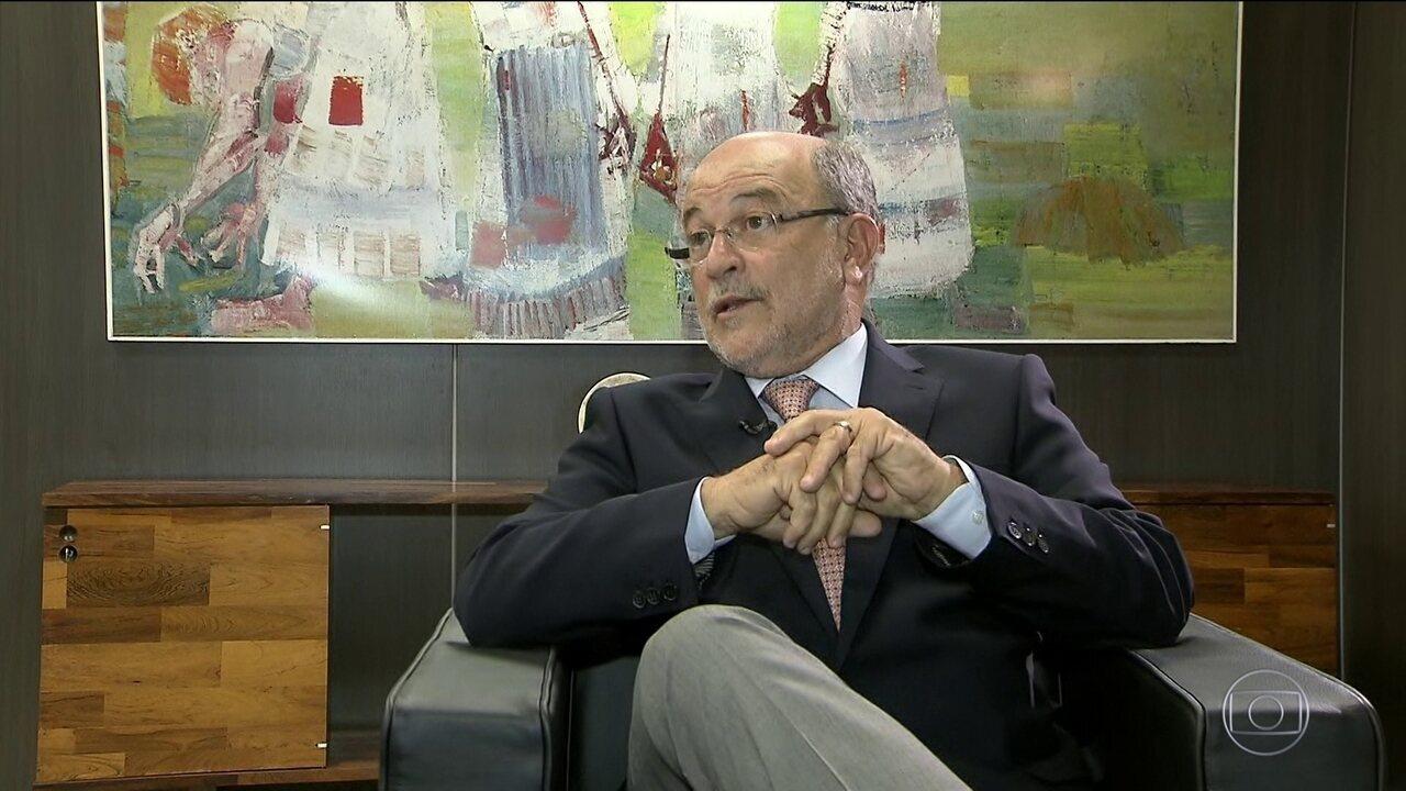 Ministro do TCU Aroldo Cedraz e filho são denunciados