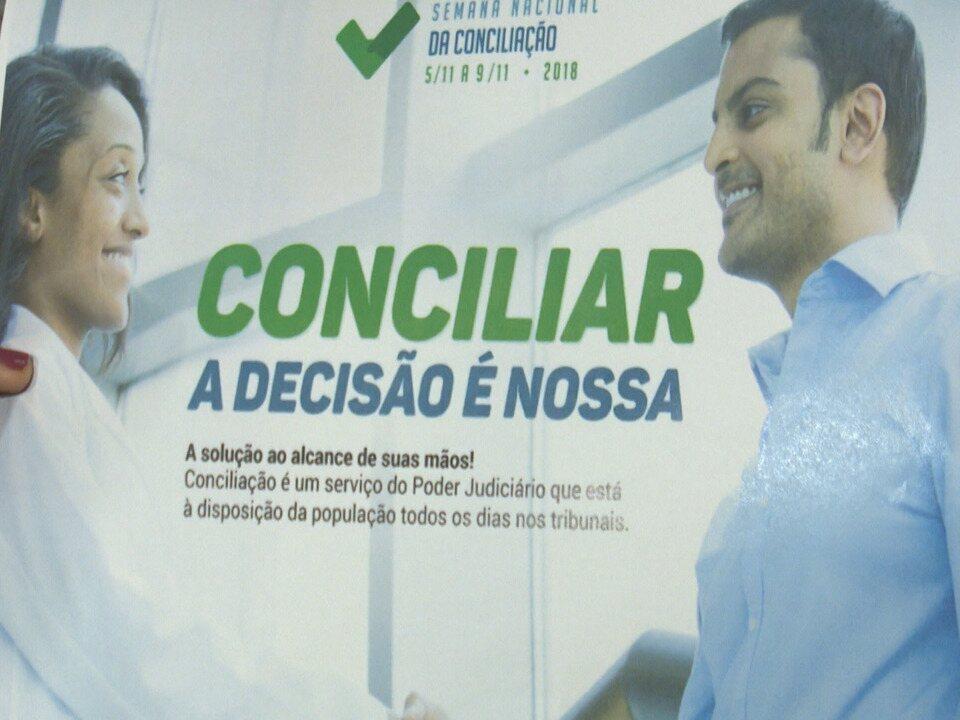 TJ seleciona processos para XIII Semana Nacional da Conciliação
