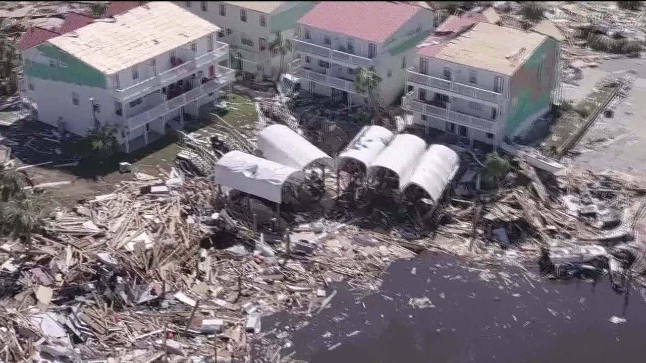 Número de mortes causadas por furacão Michael, na Flórida, chega a 18