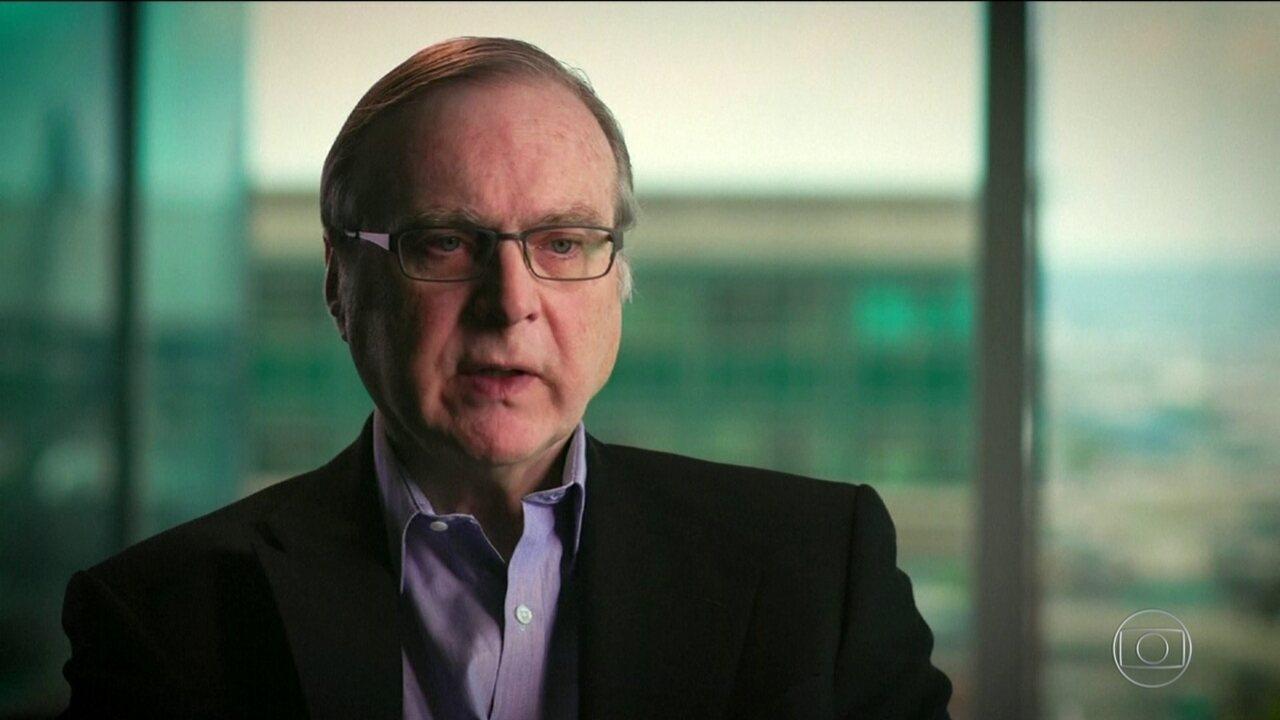 Morre Paul Allen, um dos fundadores da Microsoft, aos 65 anos