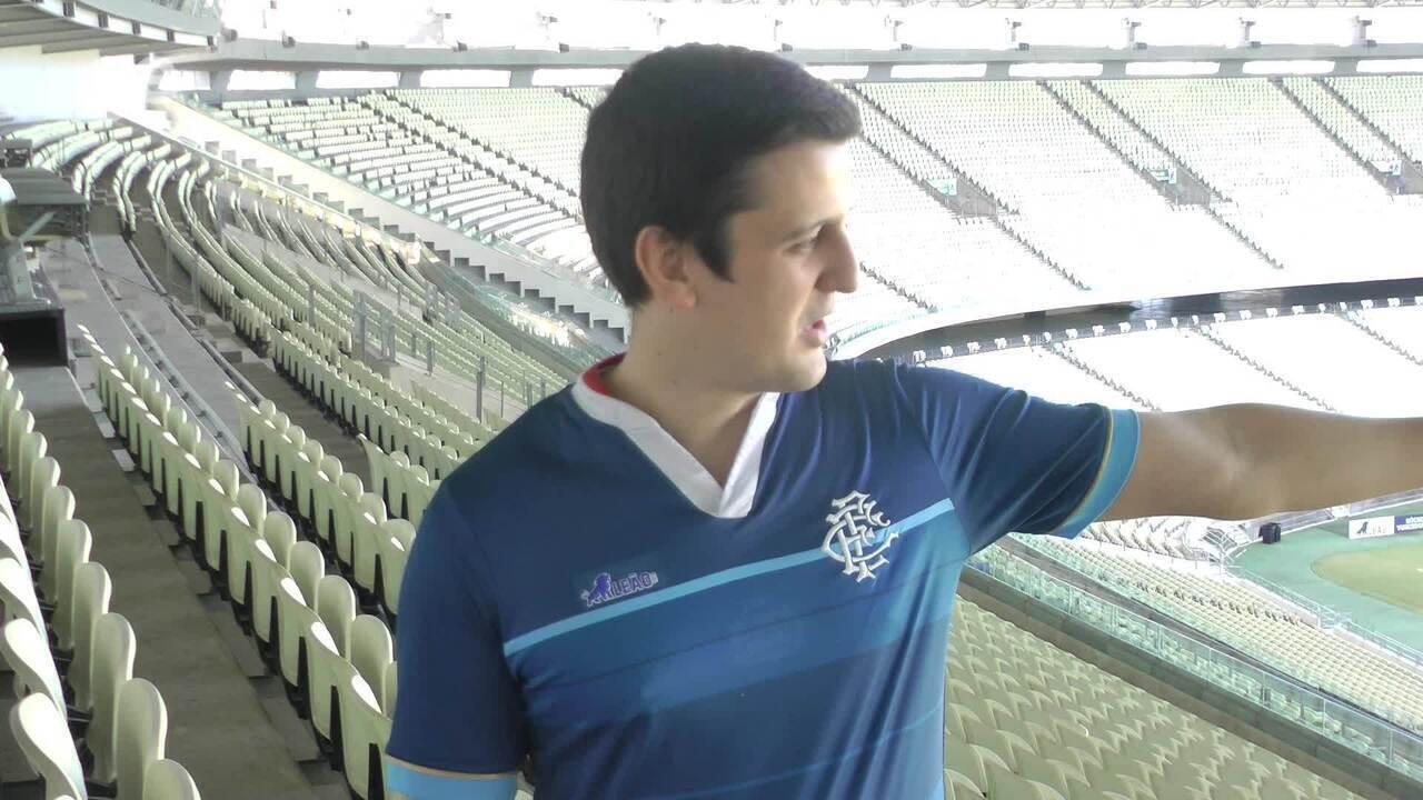 Meu Jogo Inesquecível: Felipe Brígido