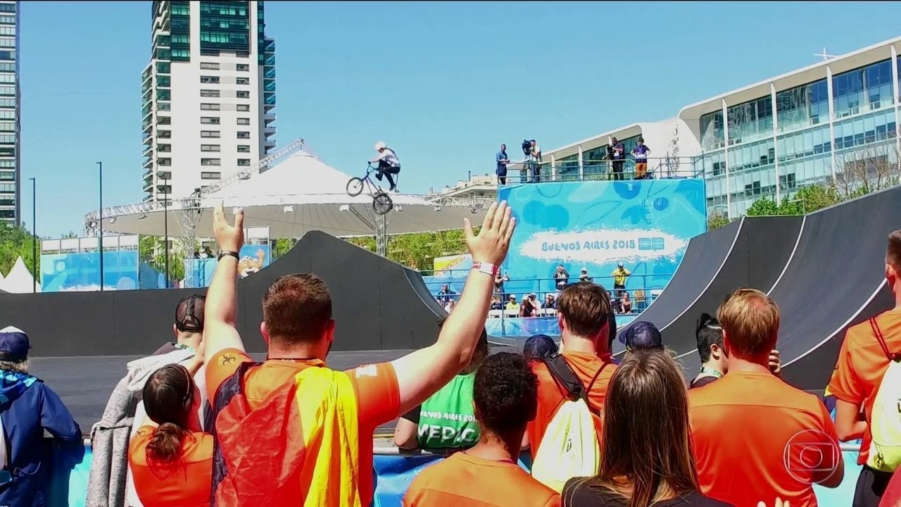 Jogos da Juventude de Buenos Aires encerram com público recorde.