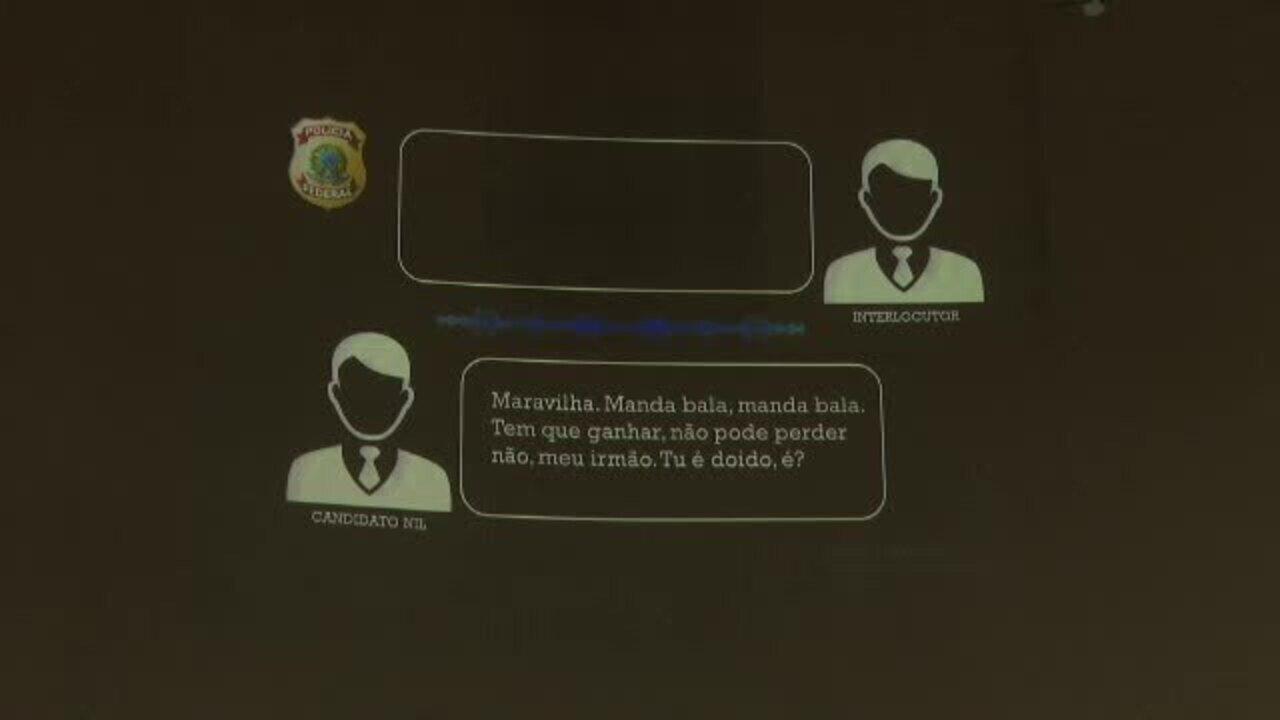 Áudio mostra conversa entre presidente do Iteracre e cabo eleitoral sobre compra de votos