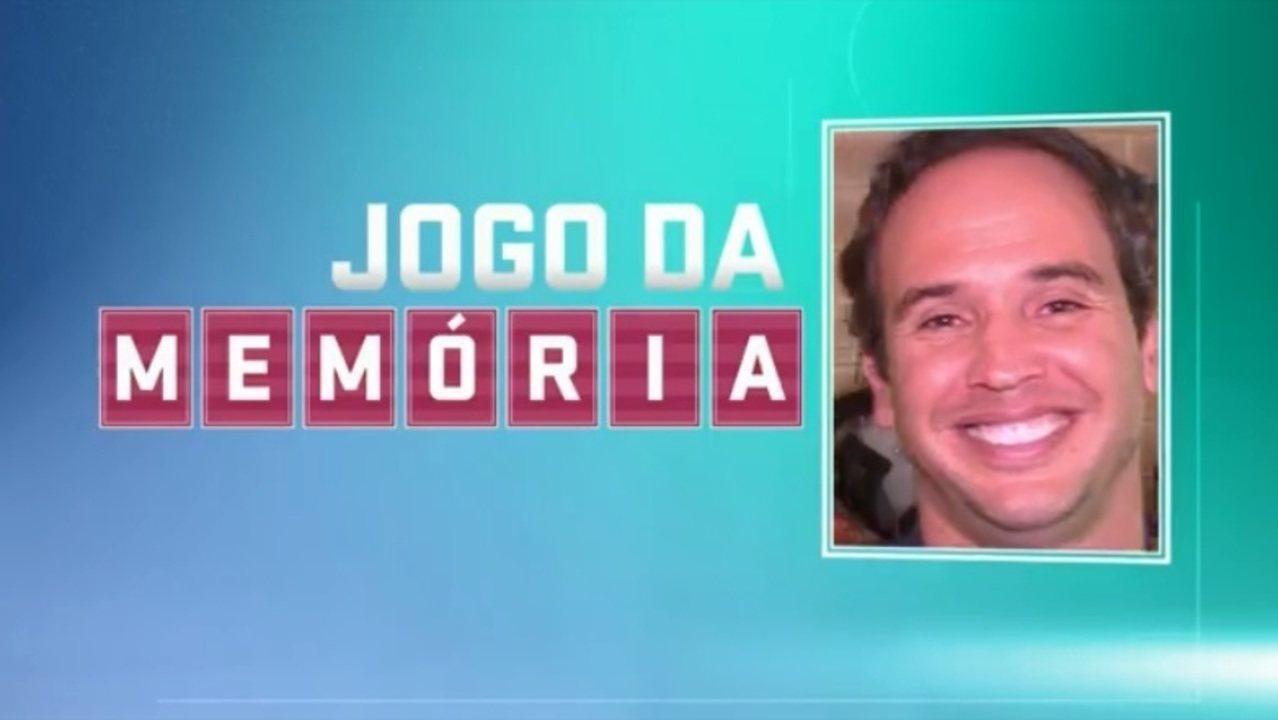 Jogo da Memória #23: Caio Ribeiro, o dia de goleiro e a faixa de
