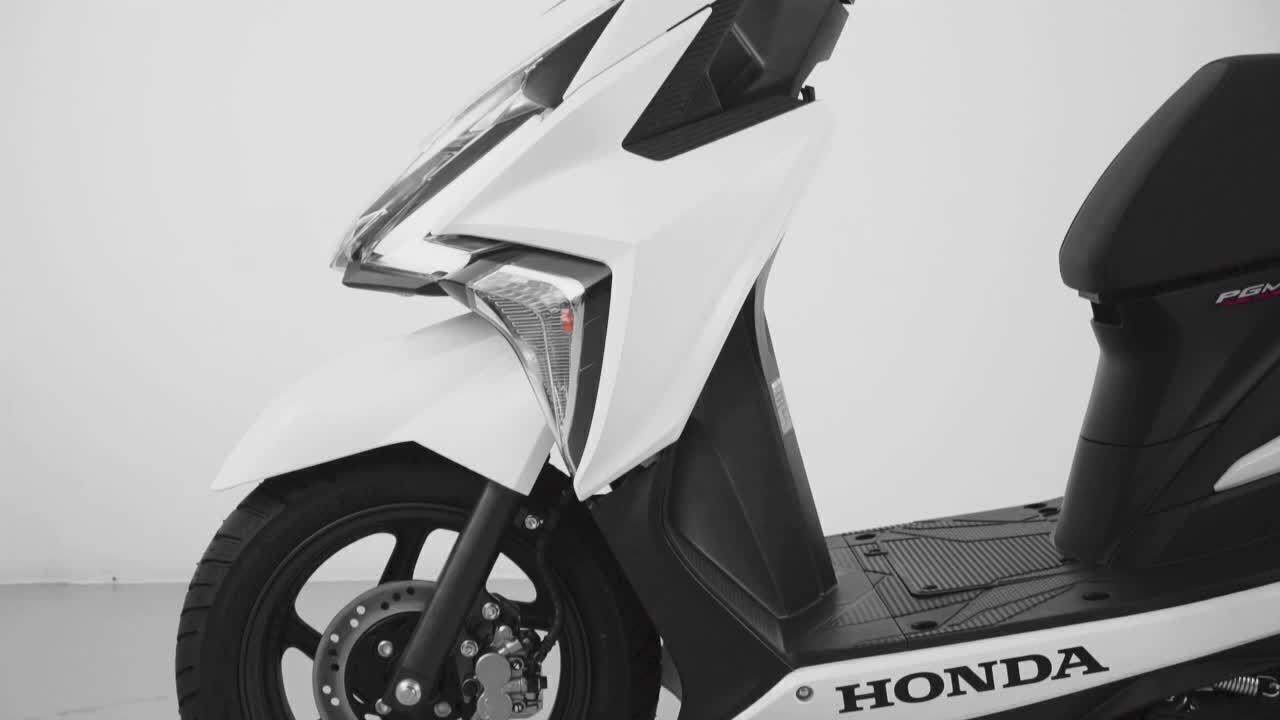 25fba8dffd9b8 Honda Elite 125 chega às lojas em dezembro para ser o scooter mais ...