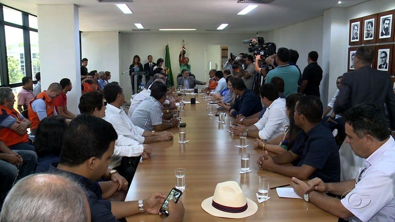 Governo anuncia investimento de R$ 8 milhões em municípios afetados pela seca em Alagoas
