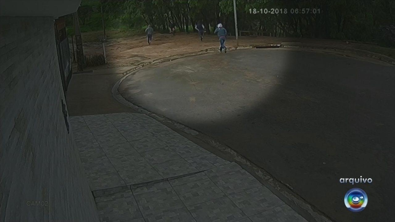 Segundo suspeito de render família e assaltar casa de guarda municipal é preso em Boituva