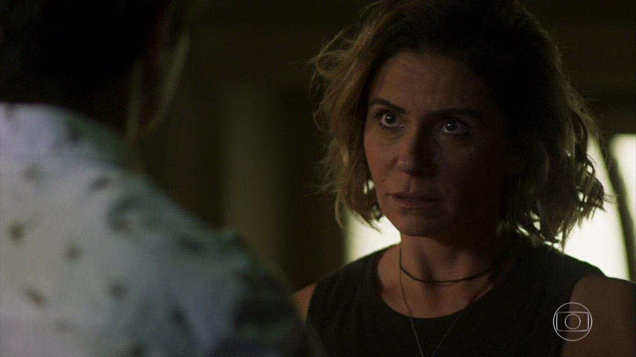 Luzia diz para Valentim que Remy está vivo