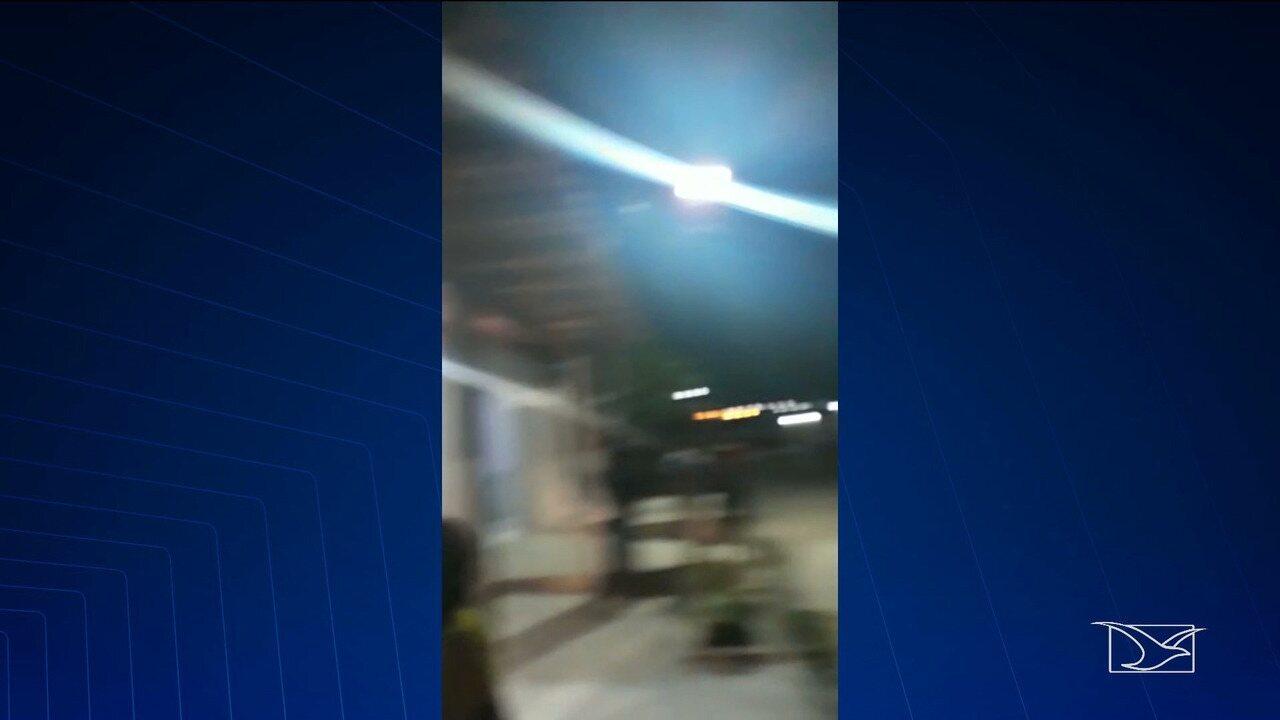 Três pessoas ficam feridas em tiroteio no Maranhão