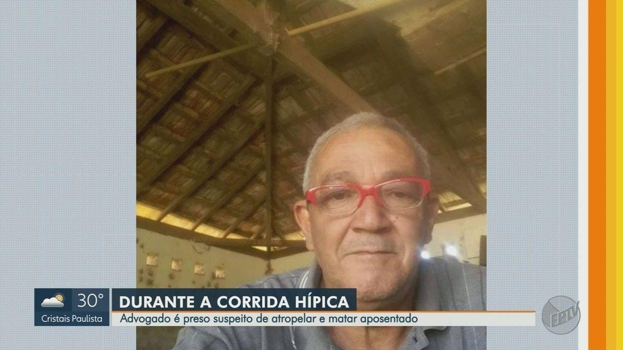 Advogado é preso suspeito de atropelar e matar um aposentado em Ibiraci, MG