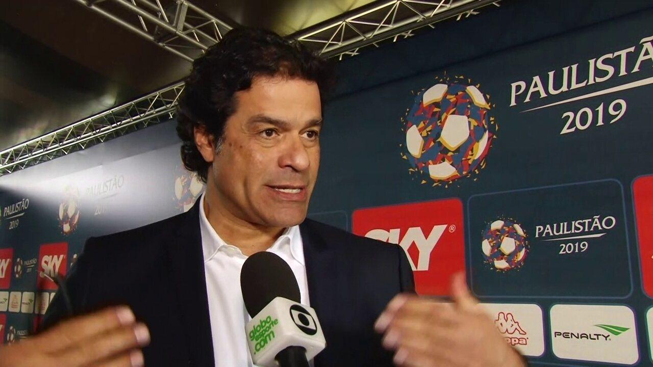 Raí se diz confiante com futuro do São Paulo e comenta planejamento para 2019