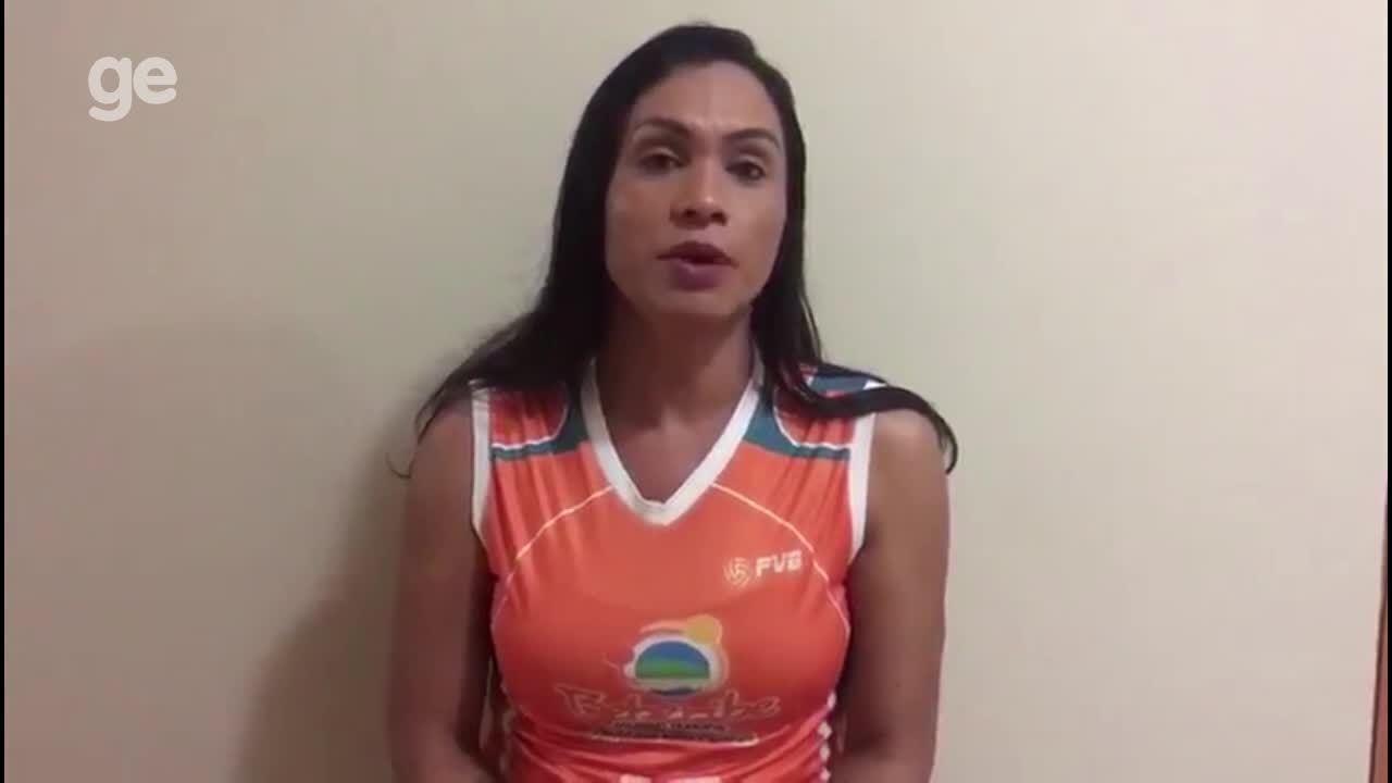 Jéssica Bezerra, jogadora trans de vôlei, fala sobre preconceito e desafios no esporte