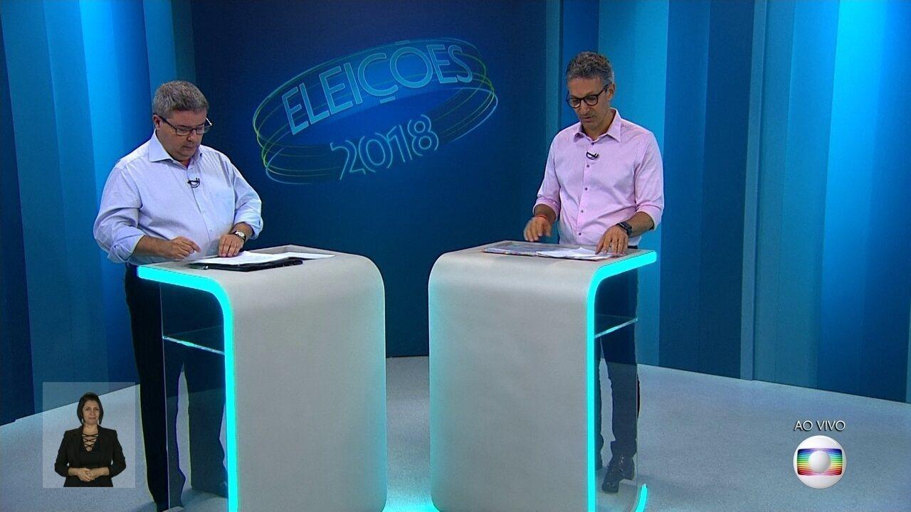 Debate dos candidatos ao governo de MG: 2º Turno - Bloco 2