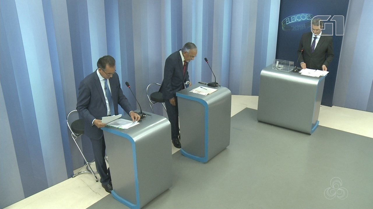Debate do 2º turno para governador do Amapá - bloco 2