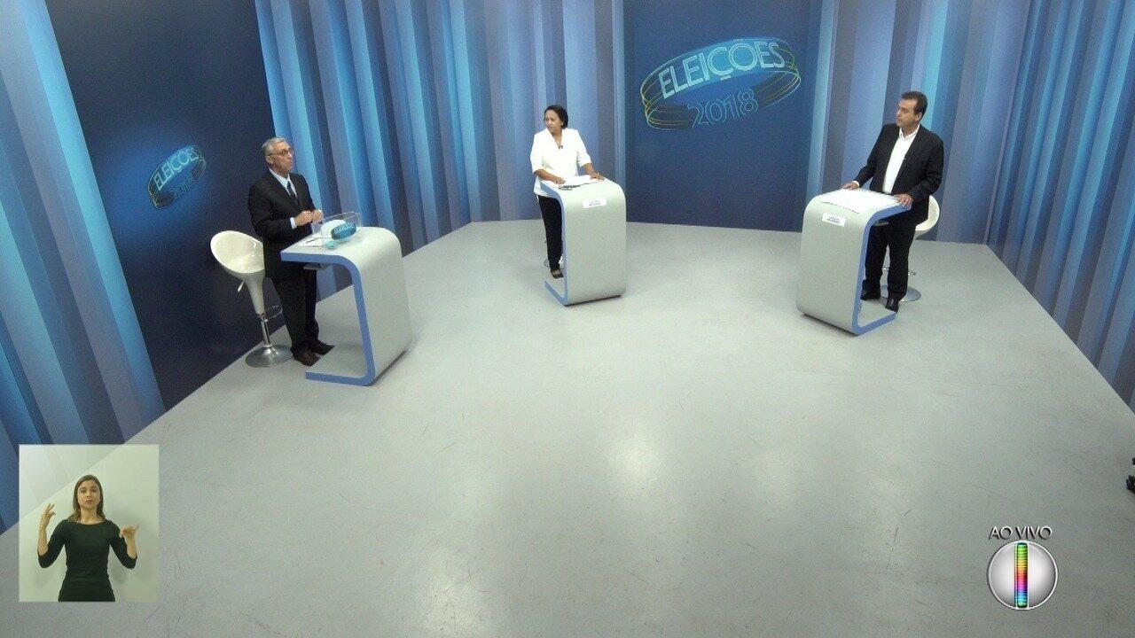 Debate dos candidatos ao governo do RN: 2º turno - Íntegra