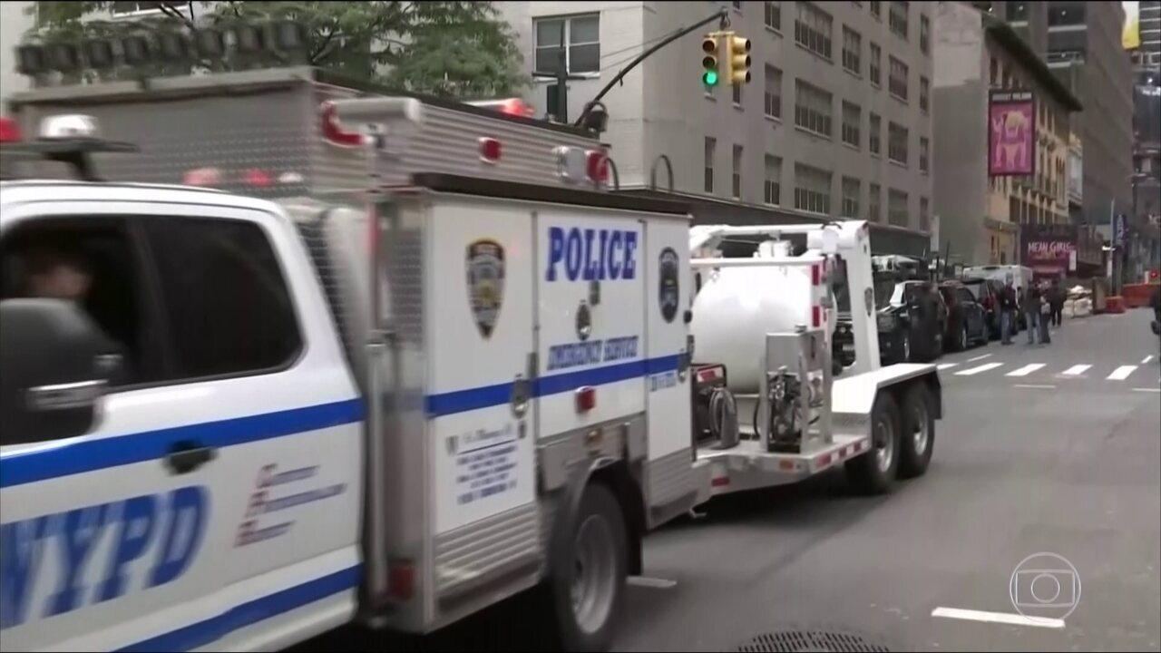 FBI prende suspeito de ligação com envio dos pacotes com explosivos