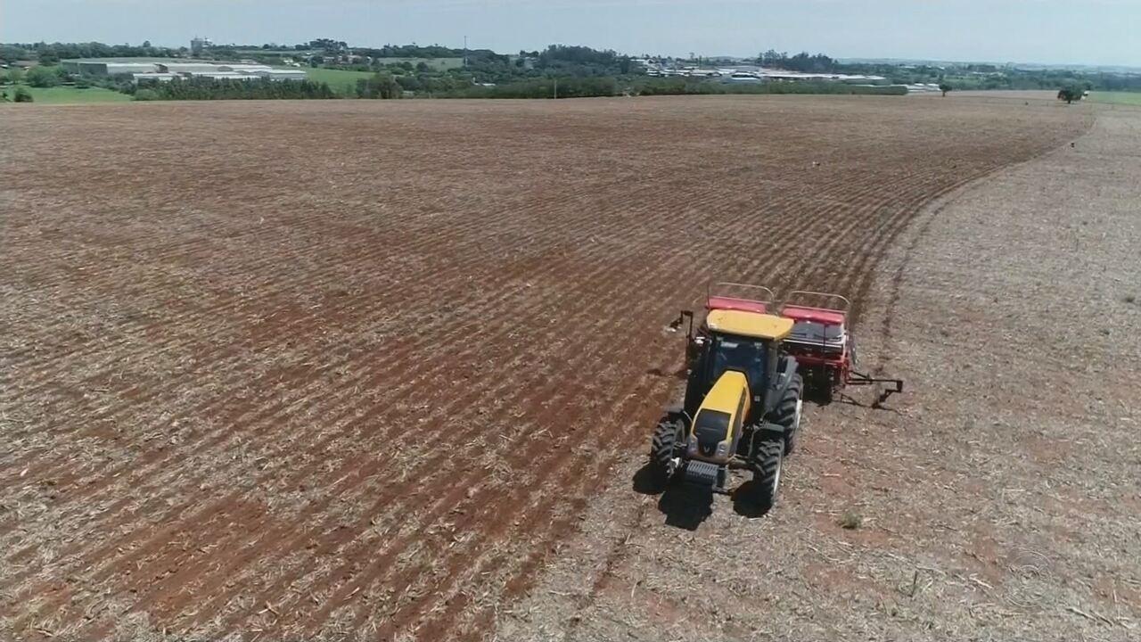 Venda de fertilizantes cresce no país e também na região de Itapetininga