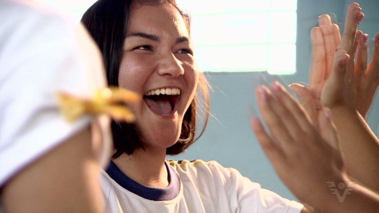 Câmera Educação: conheça a história da aluna que ficou em 3º lugar