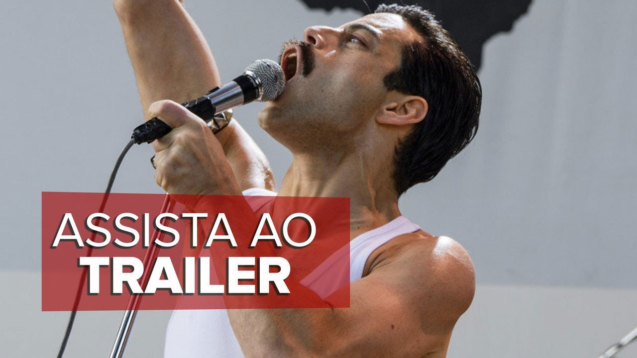 'Bohemian Rhapsody': Assista ao trailer