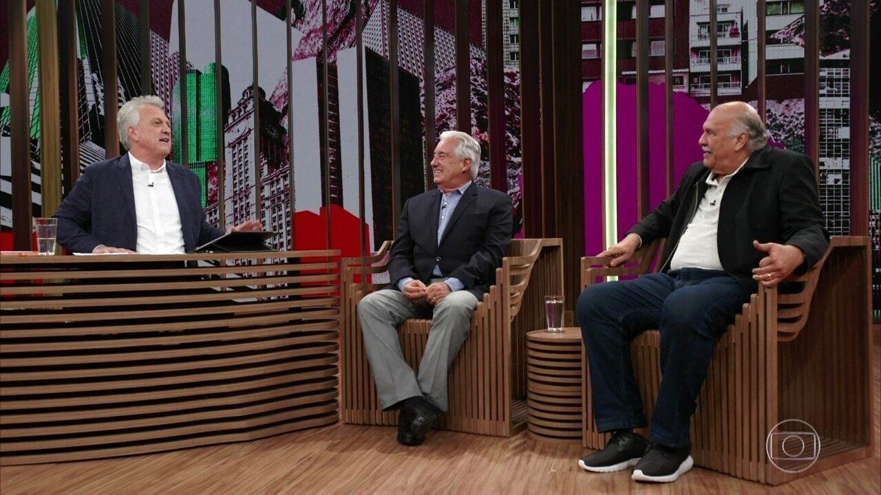 Márcio Canuto fala sobre sua mudança para São Paulo