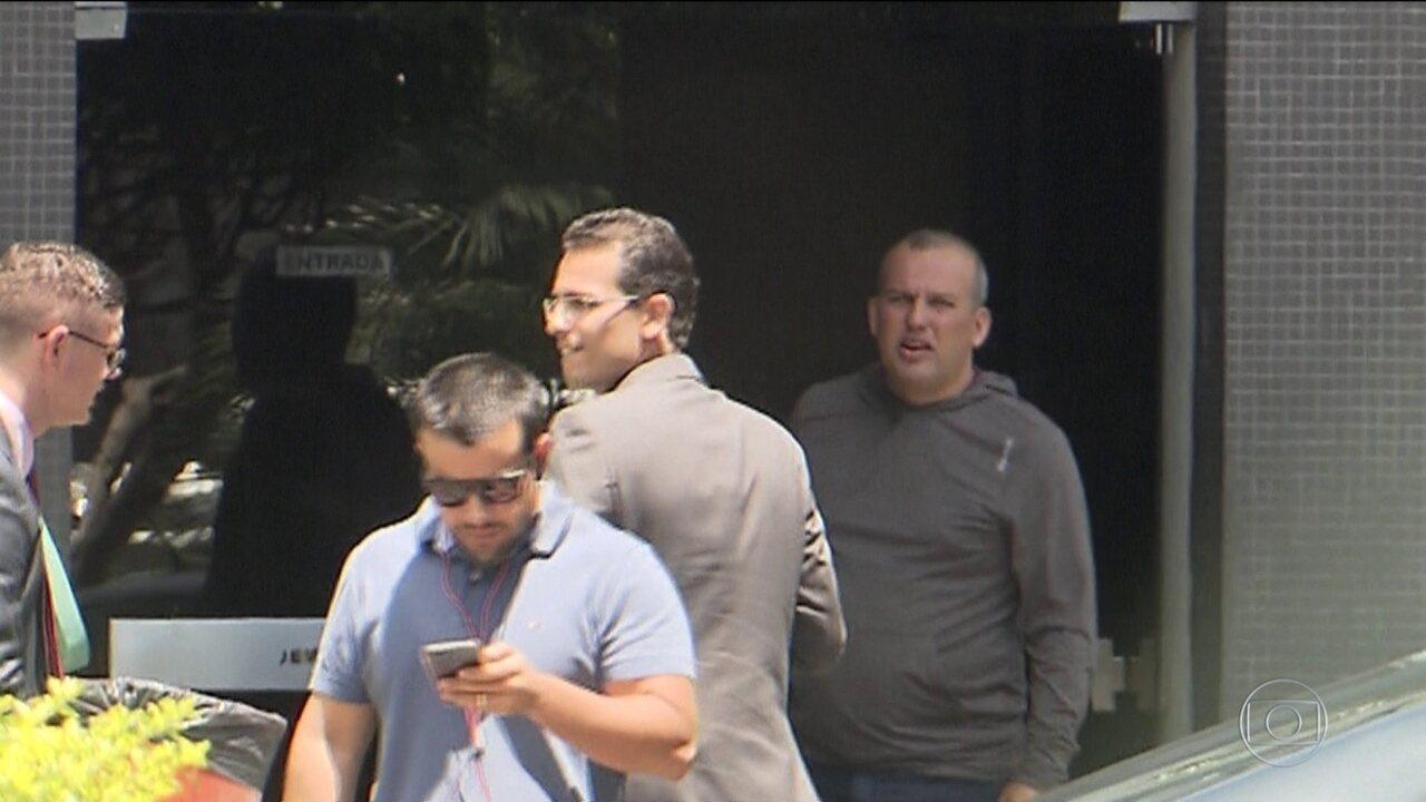 Justiça Federal revoga prisão temporária de presidente nacional do PROS, Eurípedes Júnior