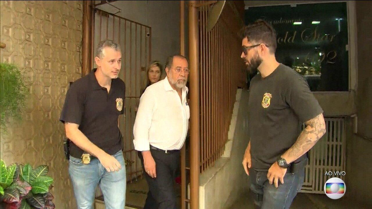 PF faz operação na Companhia Docas do Estado de São Paulo