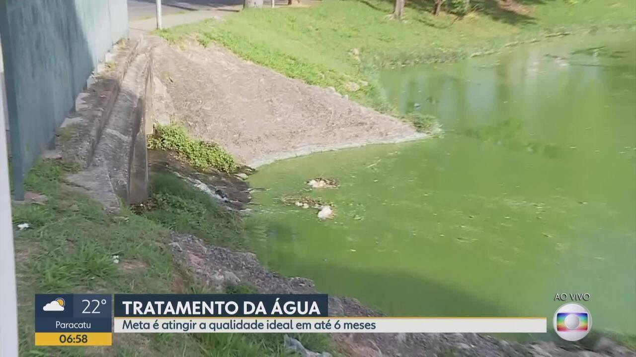 Meta é atingir a qualidade ideal da Lagoa da Pampulha em até 6 meses