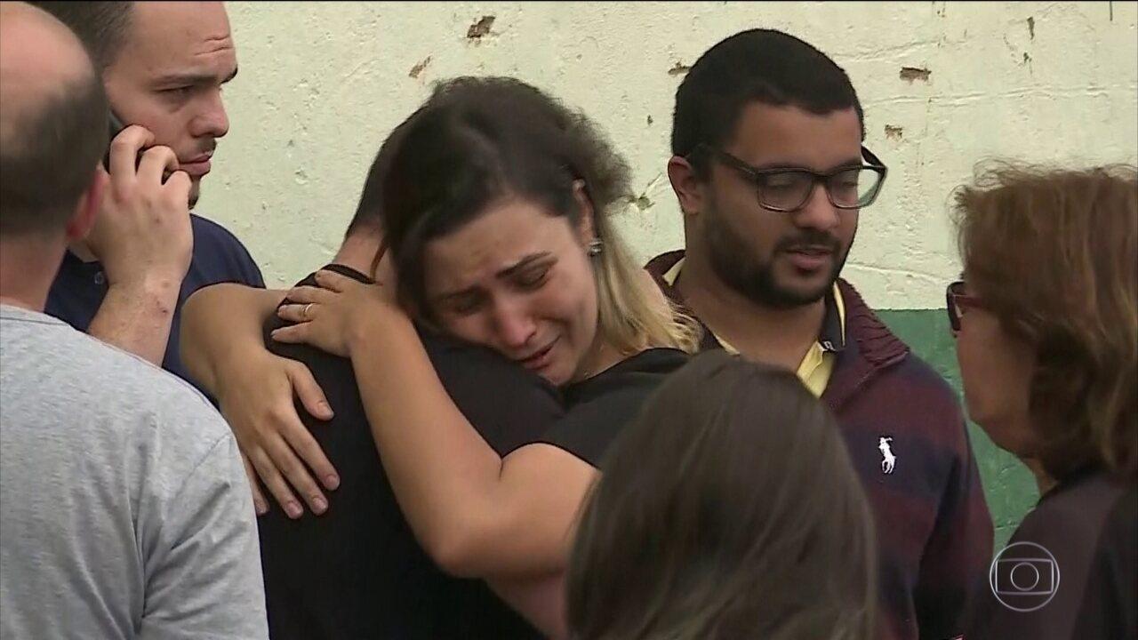 Polícia Civil ouve testemunhas do assassinato do jogador Daniel no Paraná