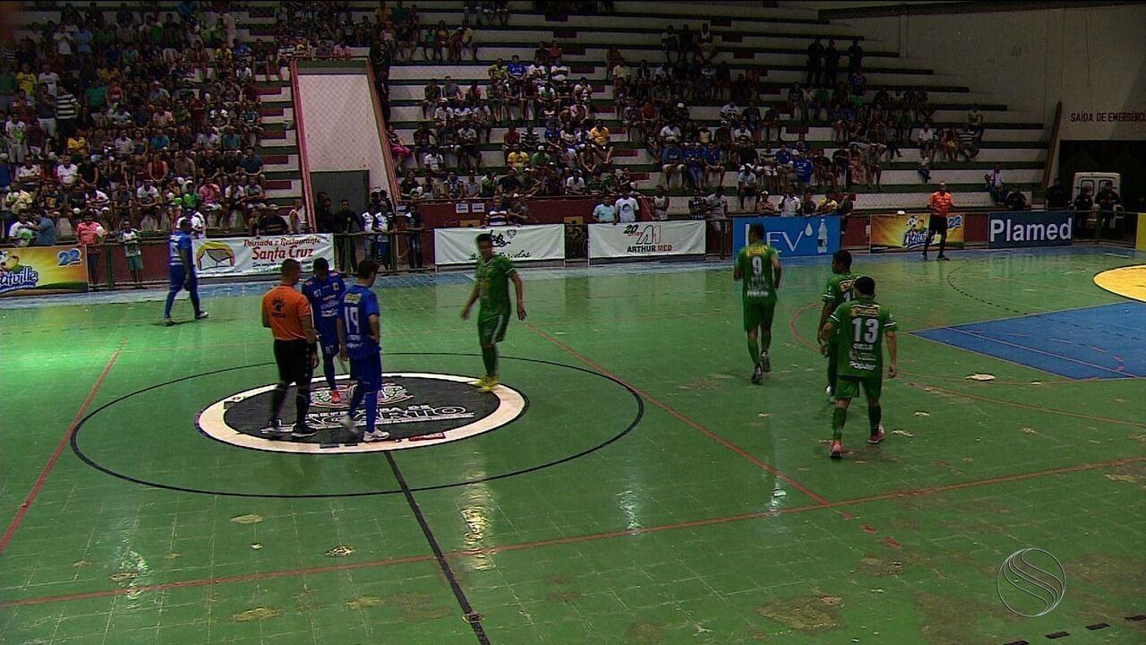 Lagarto vence novamente Itaporanga e está na final da Copa TV Sergipe 2018