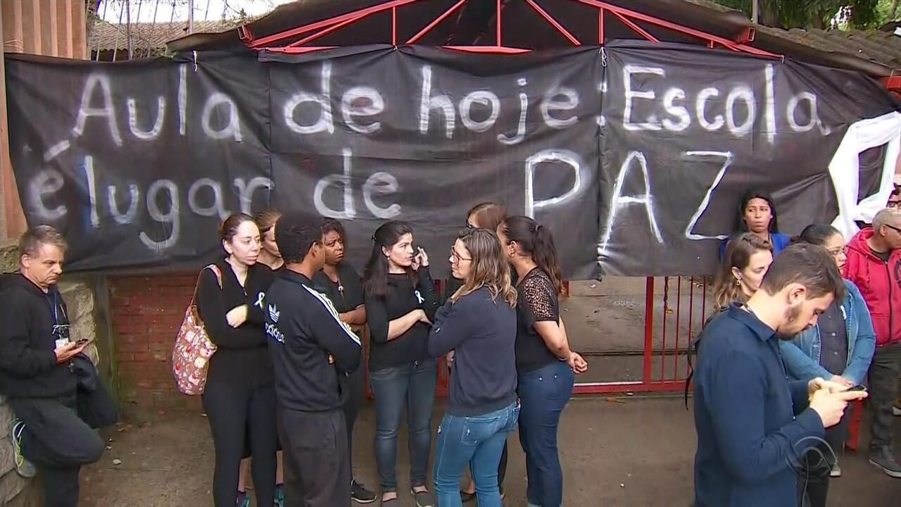 Professora é agredida por irmã de aluno em escola municipal de Porto Alegre