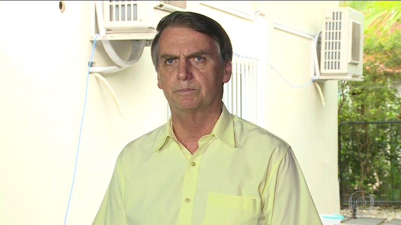 Bolsonaro não descarta mudar embaixada do Brasil em Israel para Jerusalém