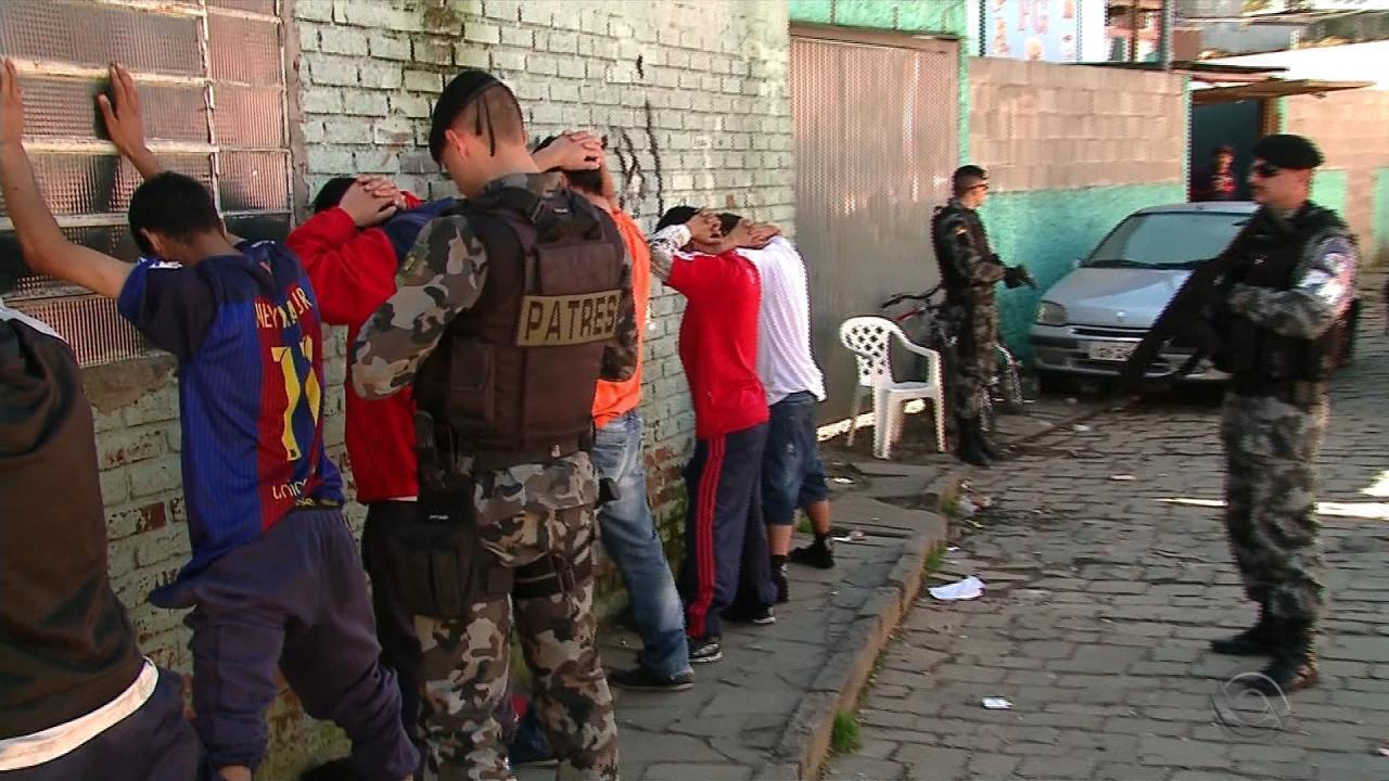 JA Reportagem Especial: crescimento da criminalidade assusta moradores de Caxias do Sul