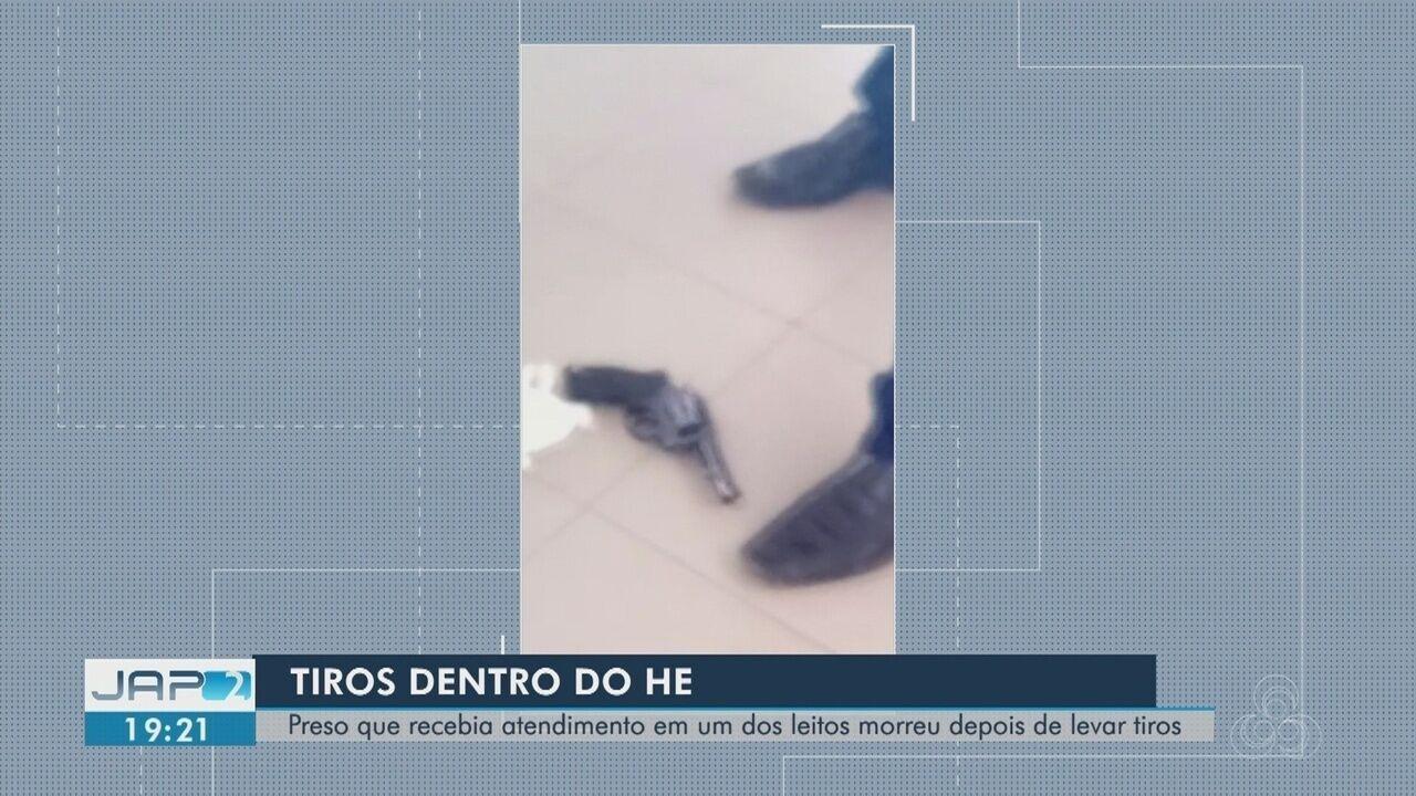 Paciente é morto a tiros dentro do maior hospital público do Amapá
