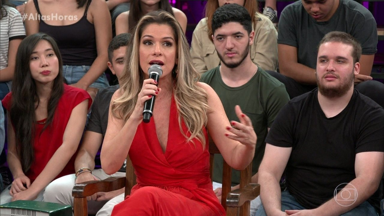 Ingrid Guimarães fala sobre o bom e o ruim de ser comediante
