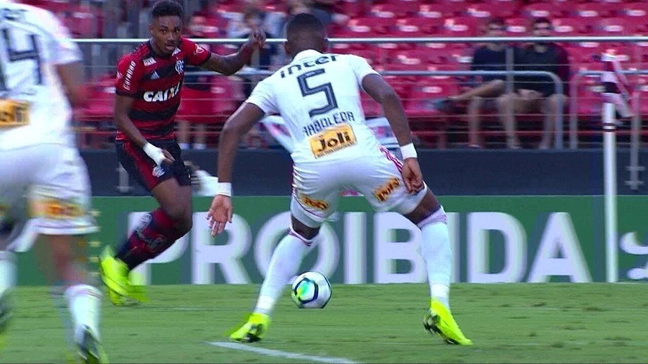 Brasileirão 2018 | Os gols de São Paulo 2 x 2 Flamengo ...