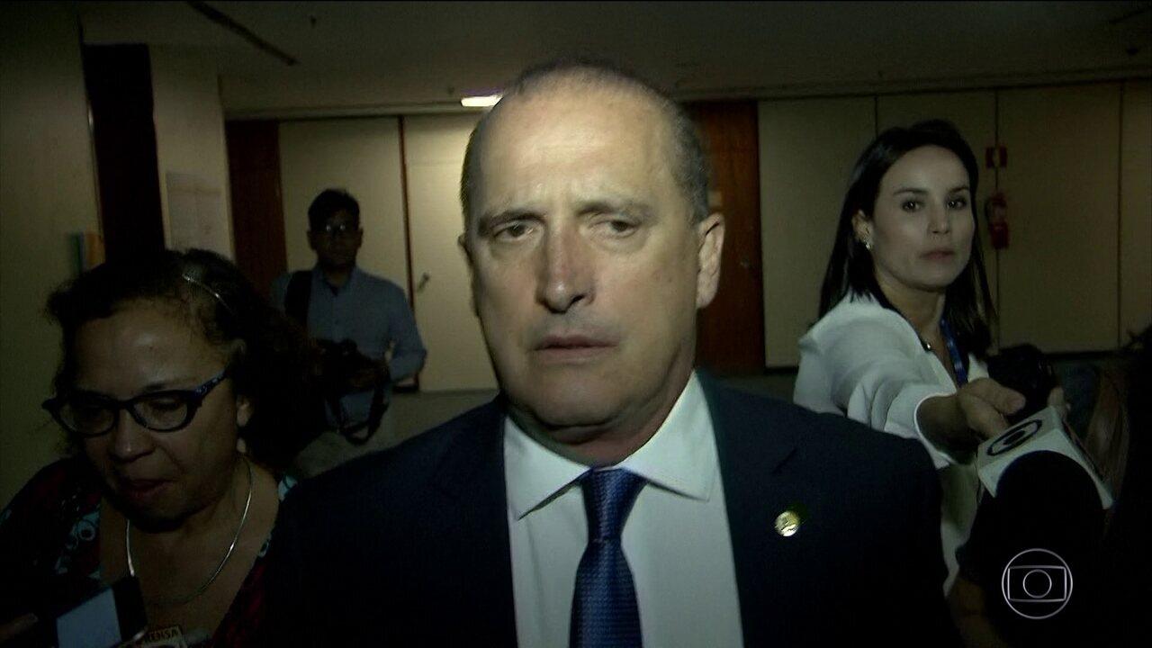 Onyx Lorenzoni é nomeado Ministro Extraordinário do governo de transição de Bolsonaro