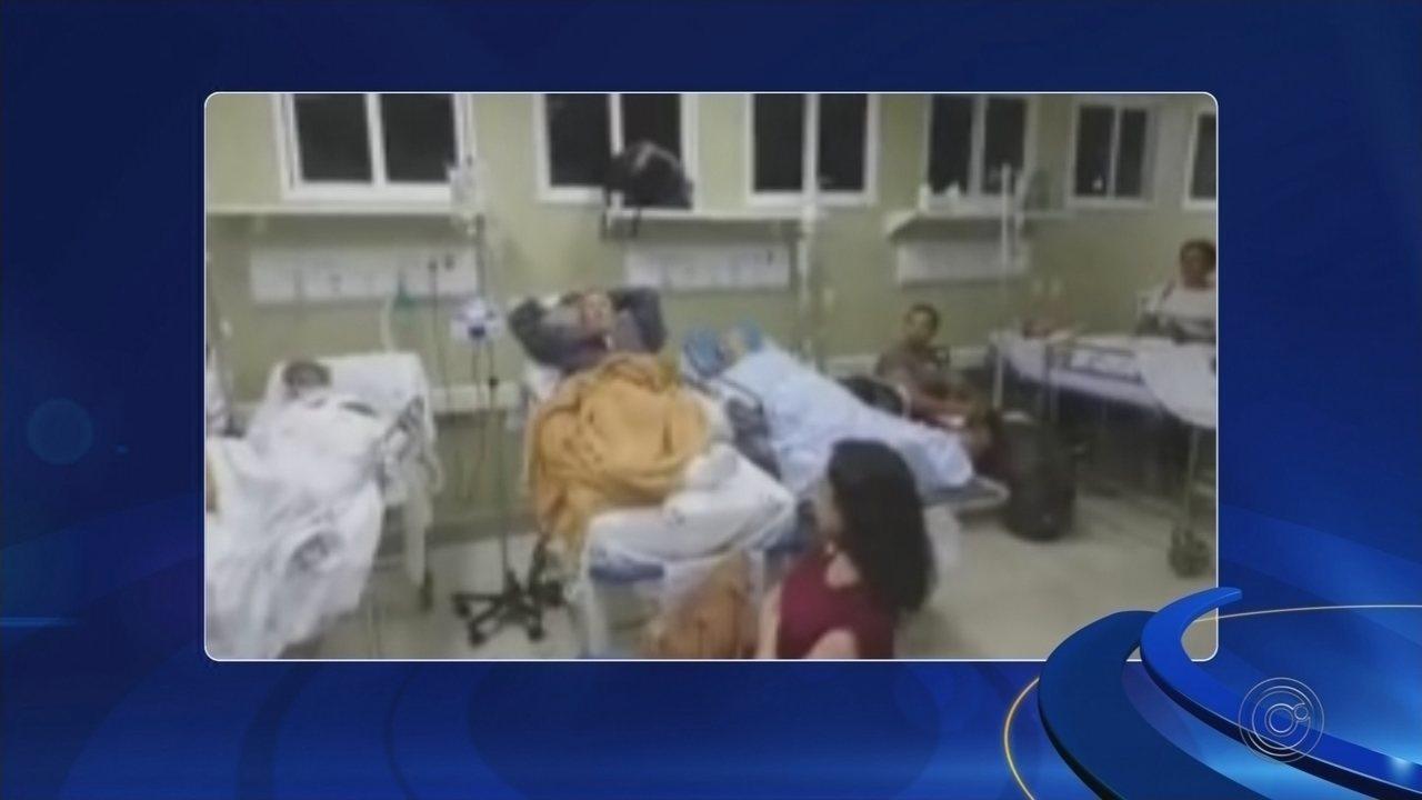 Médico é demitido após denunciar superlotação no HC de Marília