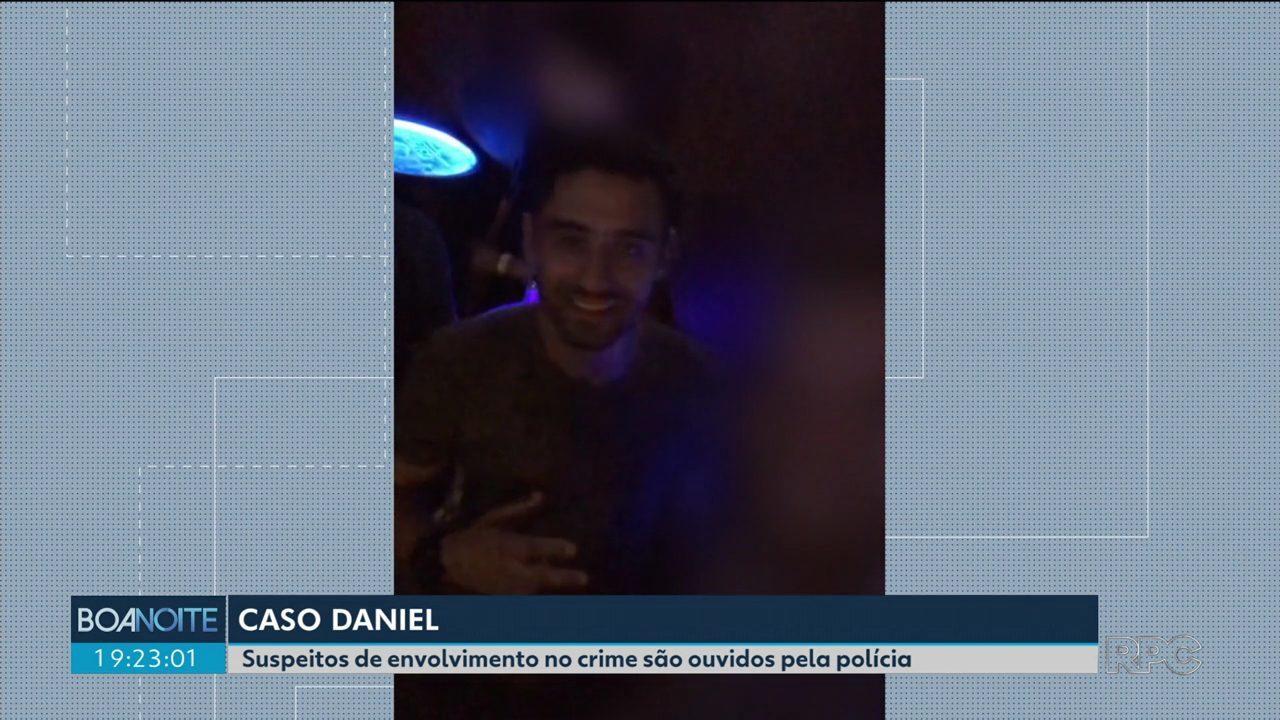 Suspeitos de envolvimento na morte do jogador Daniel começam a ser ouvidos