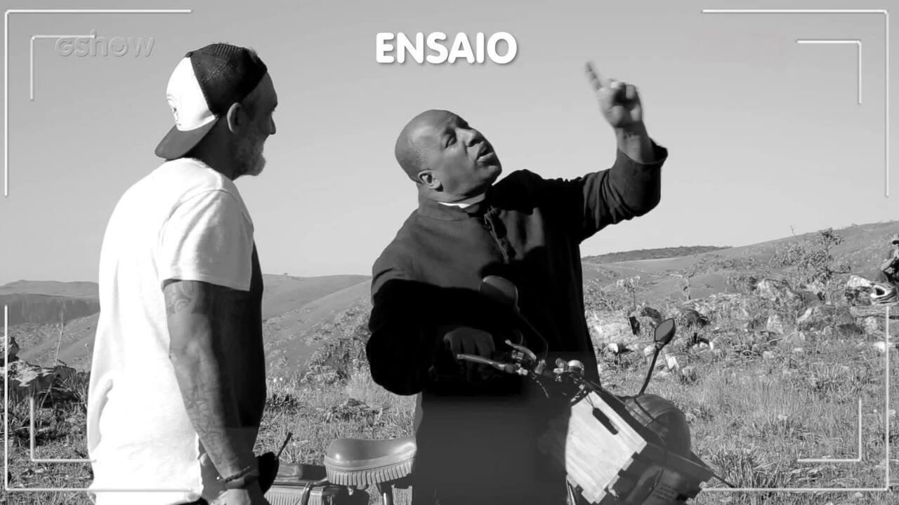 Veja making of exclusivo das primeiras cenas gravadas na Serra da Canastra