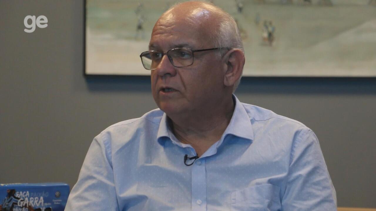Presidente do Grêmio comenta atuação da Conmebol em polêmica contra o River