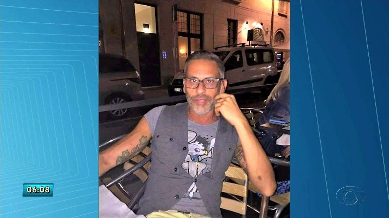 Corpo de advogado italiano desaparecido é encontrado em Alagoas