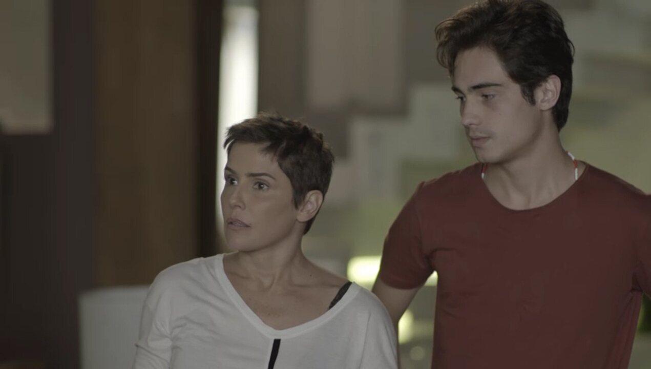 Resumo Segundo Sol – 07/11 – Karola é chamada para conversa decisiva com Luzia
