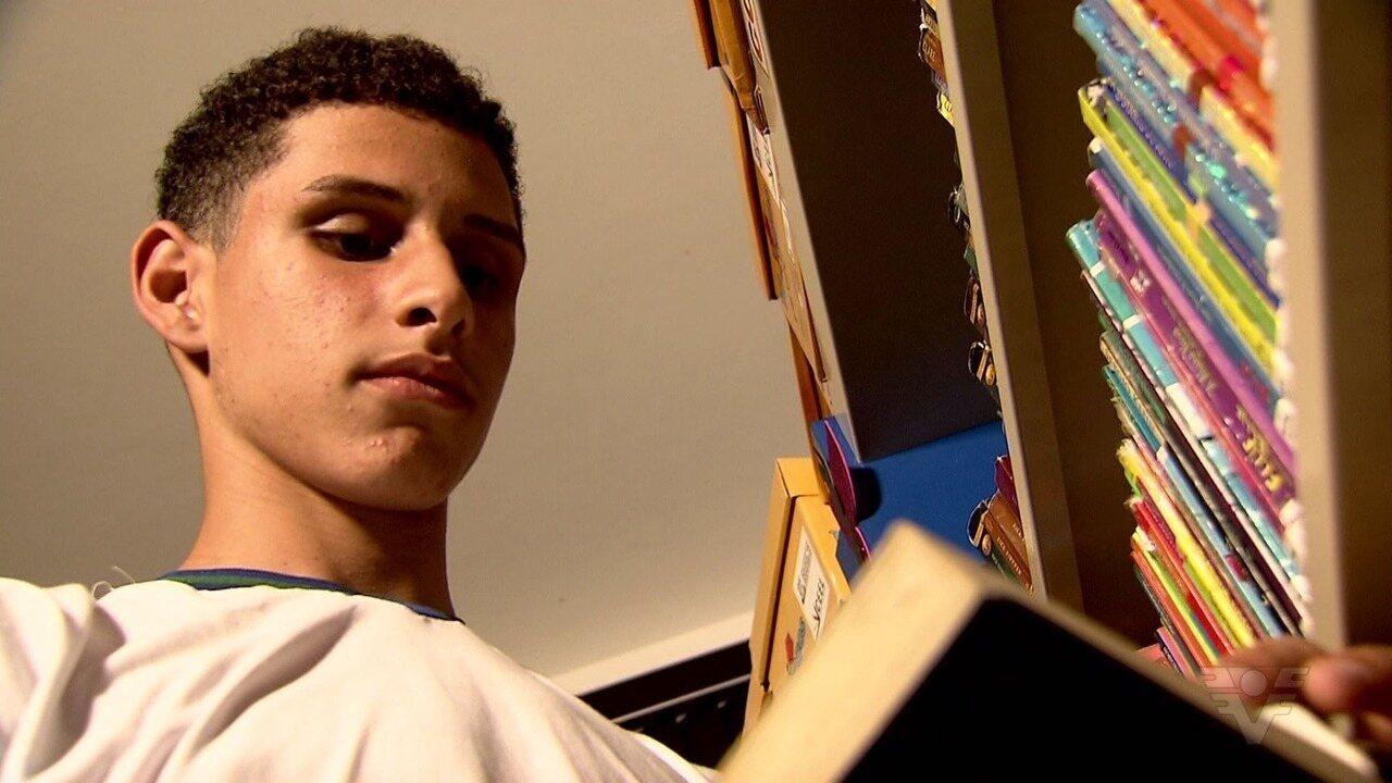 Câmera Educação: Alejandro é o primeiro colocado na categoria Voto Popular
