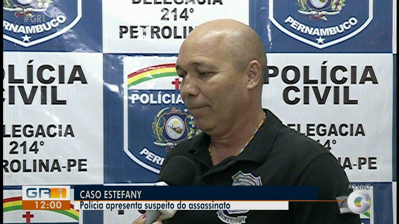 Polícia prende suspeitos de violentar e matar Estéfany Eduarda, de 13 anos, em Petrolina