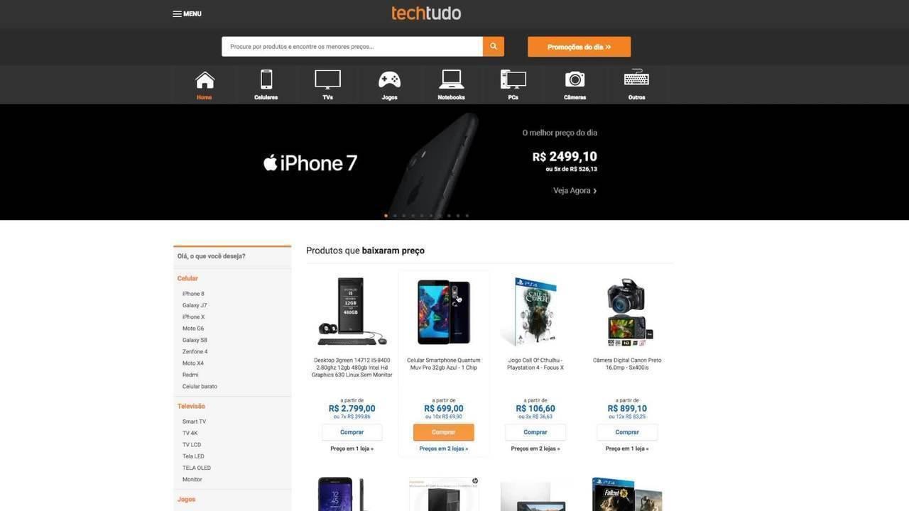Moto G6 Plus: como comprar o celular mais barato pelo Compare
