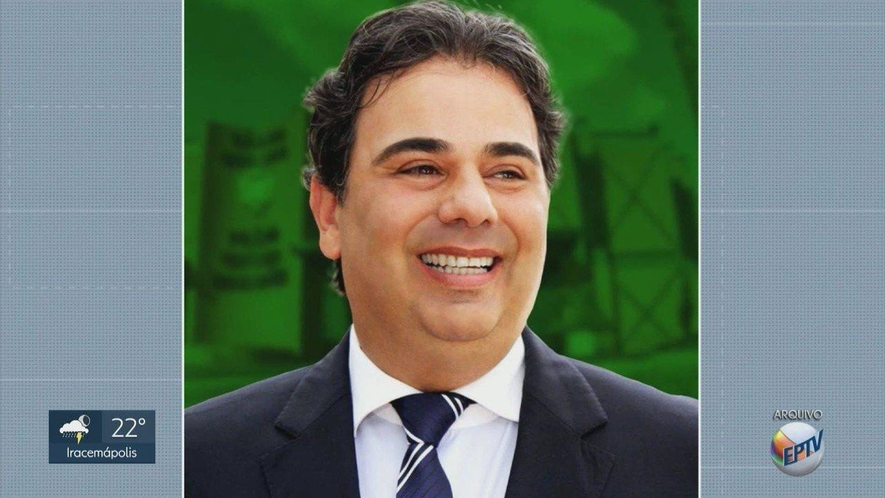 Prefeito e vice de Paulínia têm mandatos cassados pelo Tribunal Regional Eleitoral de SP
